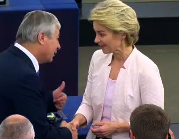 Ursula-von-der-Leyen-wird-neue-EU-Kommissionspräsidentin-Kommentar-Oliver-Baron-GodmodeTrader.de-1