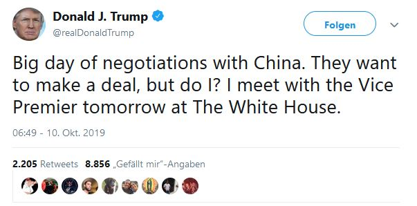Trump-Tweet-lässt-Dow-Jones-um-100-Punkte-steigen-Chartanalyse-Oliver-Baron-GodmodeTrader.de-1