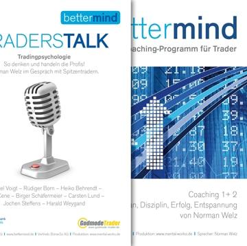 Traderstalk + bettermind-Coaching-Programm Hypnose/Entspannung